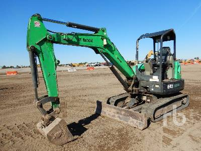 2013 BOBCAT E42 Mini Excavator (1 - 4.9 Tons)