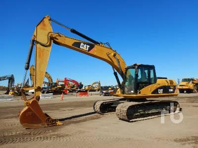 2008 CATERPILLAR 320DL Hydraulic Excavator