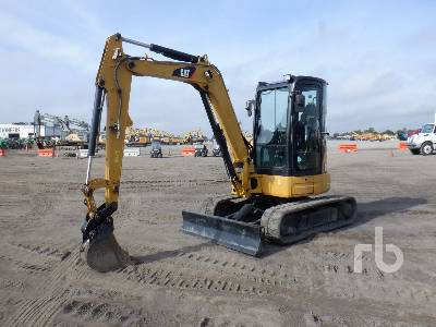 2012 CATERPILLAR 305ECR Mini Excavator (1 - 4.9 Tons)