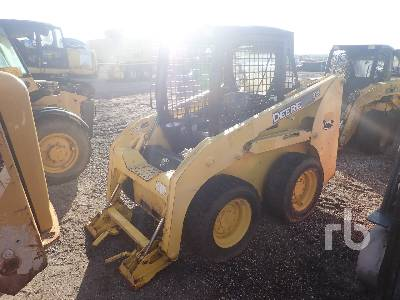 2010 JOHN DEERE 315 Skid Steer Loader