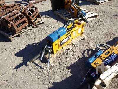 Unused TROJAN 35CL Excavator Hydraulic Hammer