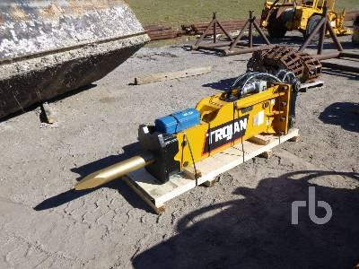 Unused TROJAN 120CL Excavator Hydraulic Hammer