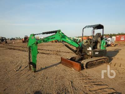 2015 BOBCAT E42 Mini Excavator (1 - 4.9 Tons)