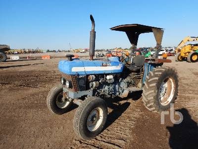 FORD D4A 2WD Utility Tractor