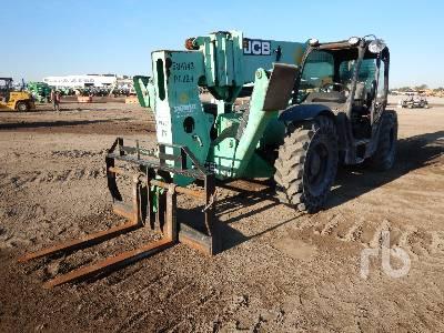 JCB 510-56 10000 Lb 4x4x4 Telescopic Forklift