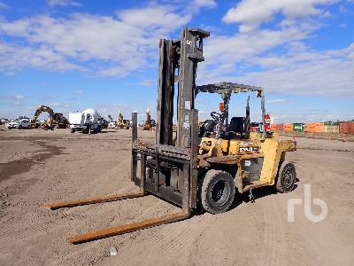 2008 CATERPILLAR DP70 14300 Lb Forklift