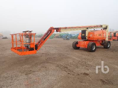 2011 JLG 800AJ 4x4 Articulated Boom Lift