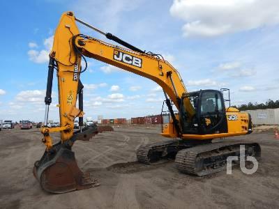 JCB JS220LC Hydraulic Excavator Hydraulic Excavator