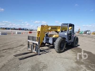 2005 GEHL RS6 6600 Lb 4x4x4 Telescopic Forklift