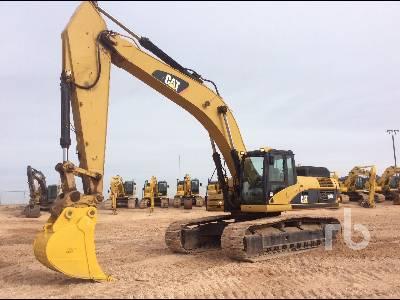 2009 CAT 336DL Hydraulic Excavator