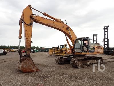 2004 CASE CX330 Hydraulic Excavator