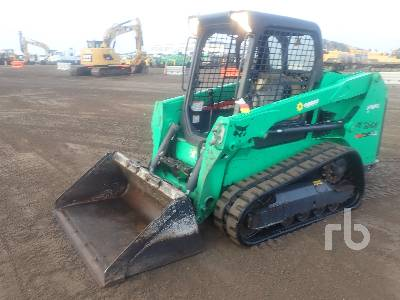 2016 BOBCAT T550 Multi Terrain Loader