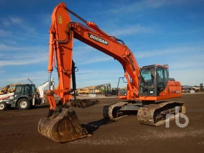 1995 DOOSAN DX225LC-3 Hydraulic Excavator