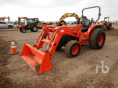 2005 KUBOTA L3130D 4WD Utility Tractor