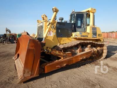 2017 KOMATSU D275AX-5EO Crawler Tractor