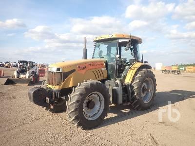 CHALLENGER MT535B MFWD Tractor