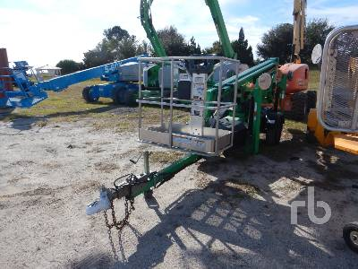 2013 JLG T350 Tow Behind Articulated Boom Lift