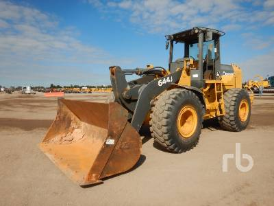 2008 JOHN DEERE 644J Wheel Loader