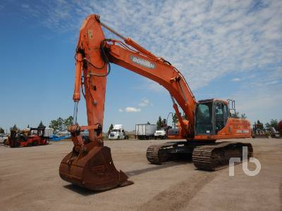 2013 DOOSAN DX350LC-3 Hydraulic Excavator