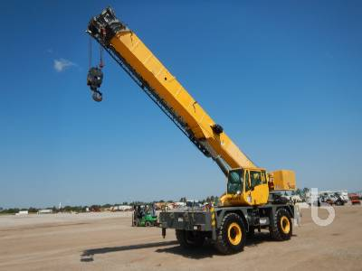 2007 GROVE RT540E 40 Ton 4x4x4 Rough Terrain Crane