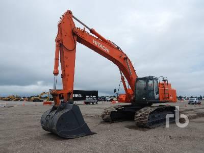 2007 HITACHI ZX450LC-3 Hydraulic Excavator