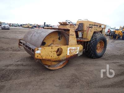 1981 DYNAPAC CA25 Vibratory Roller Vibratory Roller