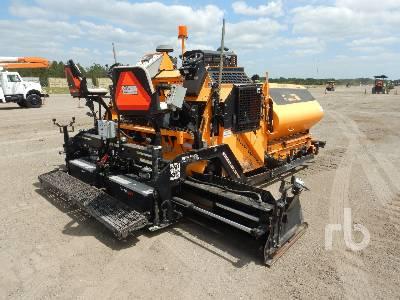 2017 LEEBOY 8520 Crawler Asphalt Paver