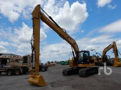 2014 CATERPILLAR 321D LCR Long Reach Hydraulic Excavator