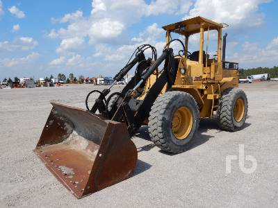 1992 CATERPILLAR IT18F Integrated Tool Carrier