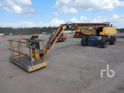 2015 HAULOTTE HT67RTJ 4x4 Boom Lift