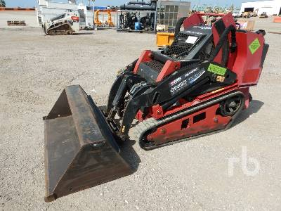 TORO TX1000 Dingo Walk Behind Multi Terrain Loader