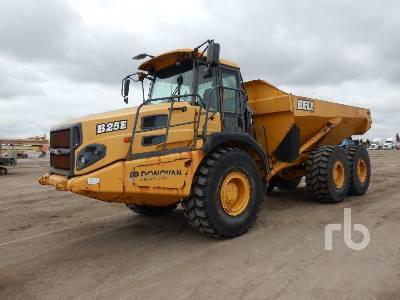 2015 BELL B25E 6x6 Articulated Dump Truck