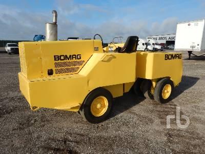 BOMAG BW11RH 9 Wheel Pneumatic Roller