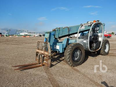 2006 GENIE GTH844C 8000 Lb 4x4x4 Telescopic Forklift