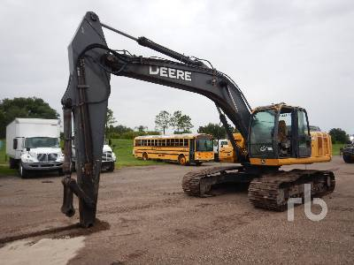 2010 JOHN DEERE 240D LC Hydraulic Excavator Parts/Stationary Construction-Other