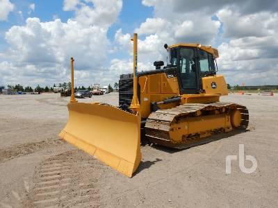 2015 JOHN DEERE 850K LGP Crawler Tractor