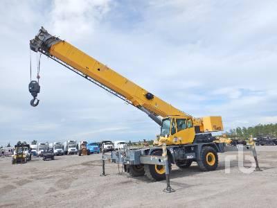 2007 GROVE RT540E 40 Ton 4x4x4 Rough Terrain Crane