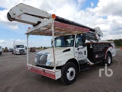 2005 INTERNATIONAL 4300 w/Altec AA755L Bucket Truck
