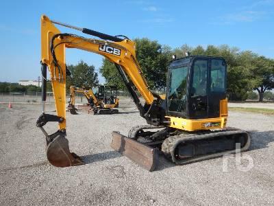 2018 JCB 85Z-1 Hydraulic Excavator