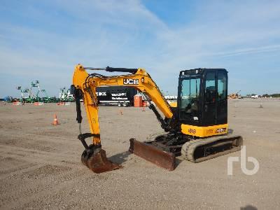 2018 JCB 48Z-1 Hydraulic Excavator