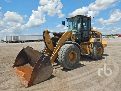 2015 CAT 938K Wheel Loader