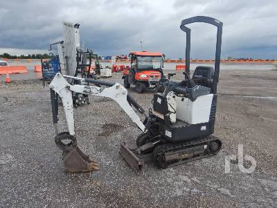 2017 BOBCAT 418 Mini Excavator (1 - 4.9 Tons)