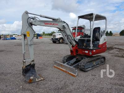 2019 TAKEUCHI TB230 Mini Excavator (1 - 4.9 Tons)