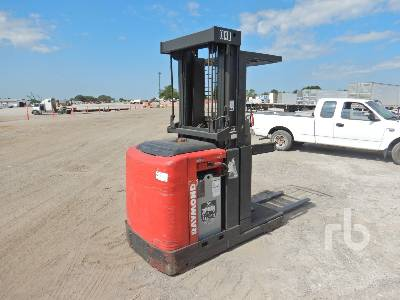 2008 RAYMOND 550-OPC30T Stand Up Electric Forklift