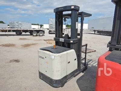 2005 CROWN SP322030TT210 3000 Lb Stand Up Electric Forklift