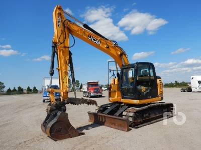 2018 JCB JZ141LC Hydraulic Excavator