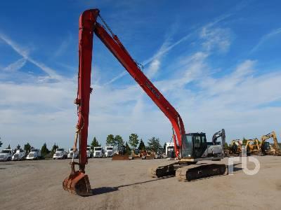 2003 LINK-BELT 240LX X2 Long Reach Hydraulic Excavator