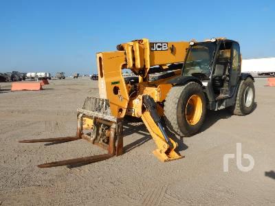 2012 JCB 512-56 12000 Lb 4x4x4 Telescopic Forklift