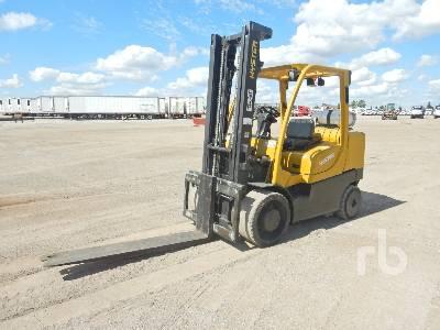 HYSTER S155FT 14450 Lb Forklift
