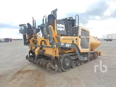 2016 VOLVO P7110 Crawler Asphalt Paver